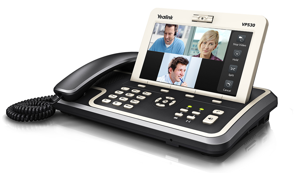 Yealink VP-530 Video Phone ($299)