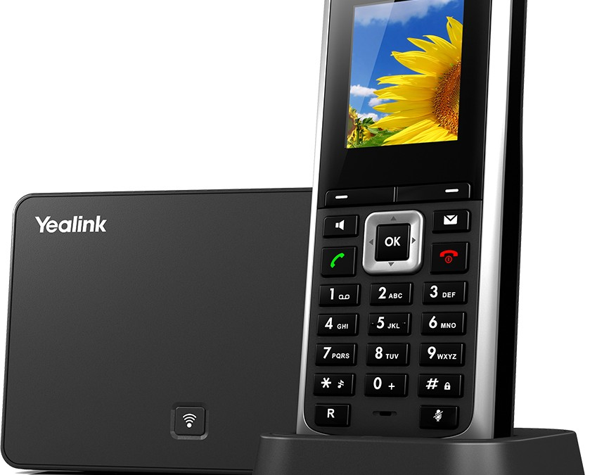Yealink W52P Wireless Dect Phone ($149)