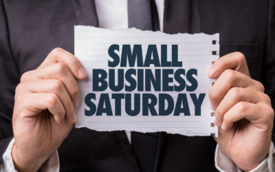 5 Ways to Prepare your Business for Small Business Saturday