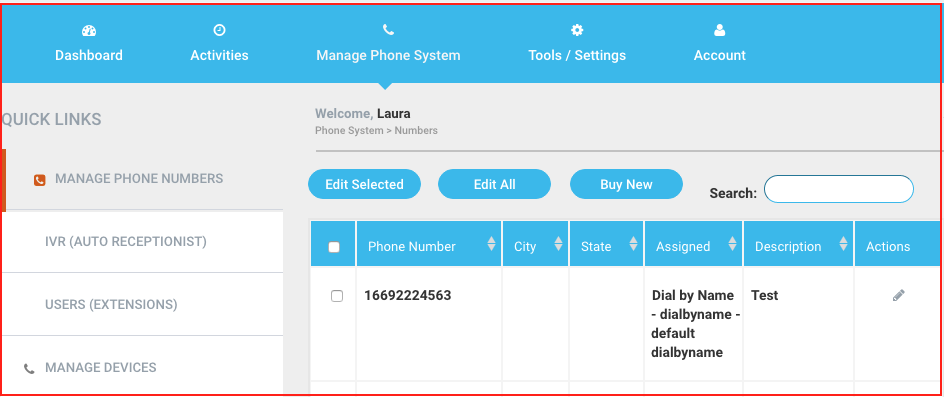 How to Buy more Phone Numbers?