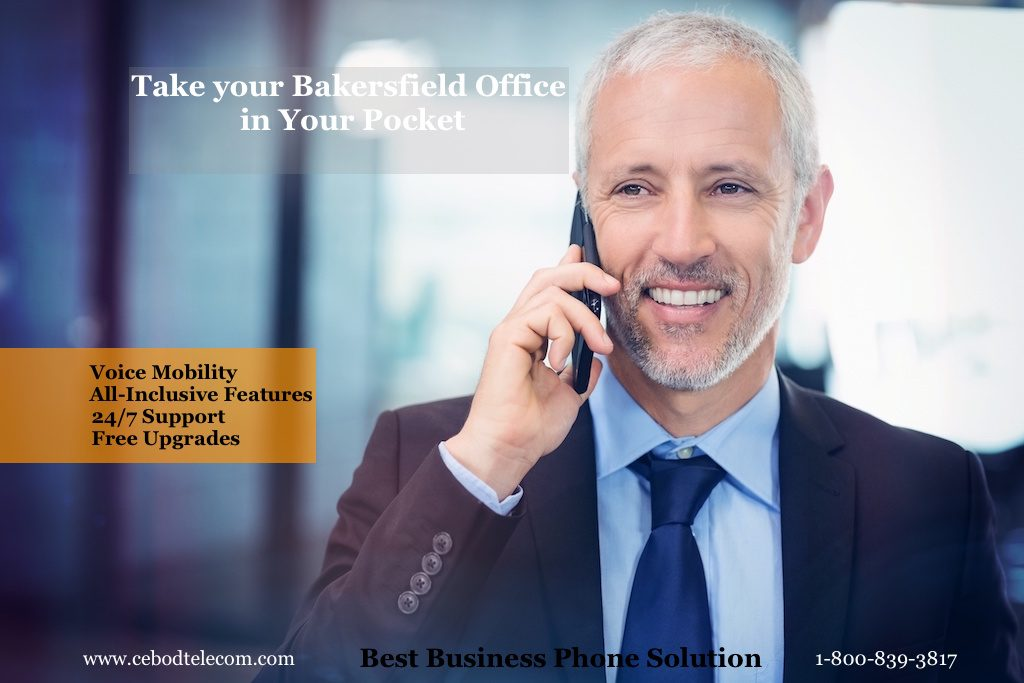Best VOIP Business Phone Service in Bakersfield