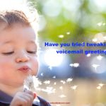 5 Voicemail Greetings Scripts