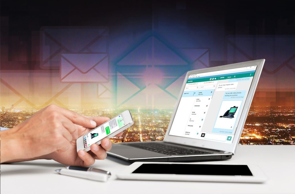Cebod Telecom Improves their Existing PBX Features with the Addition of SMS and Combo Fax