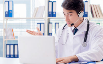 Virtual Telehealth Solutions:  Doctors Can Offer Treatments Without Compromising Social Distancing