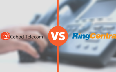 Compare Cebod Telecom and RingCentral VOIP Phone Service