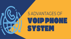 5 Advantages of VoIP Phone System
